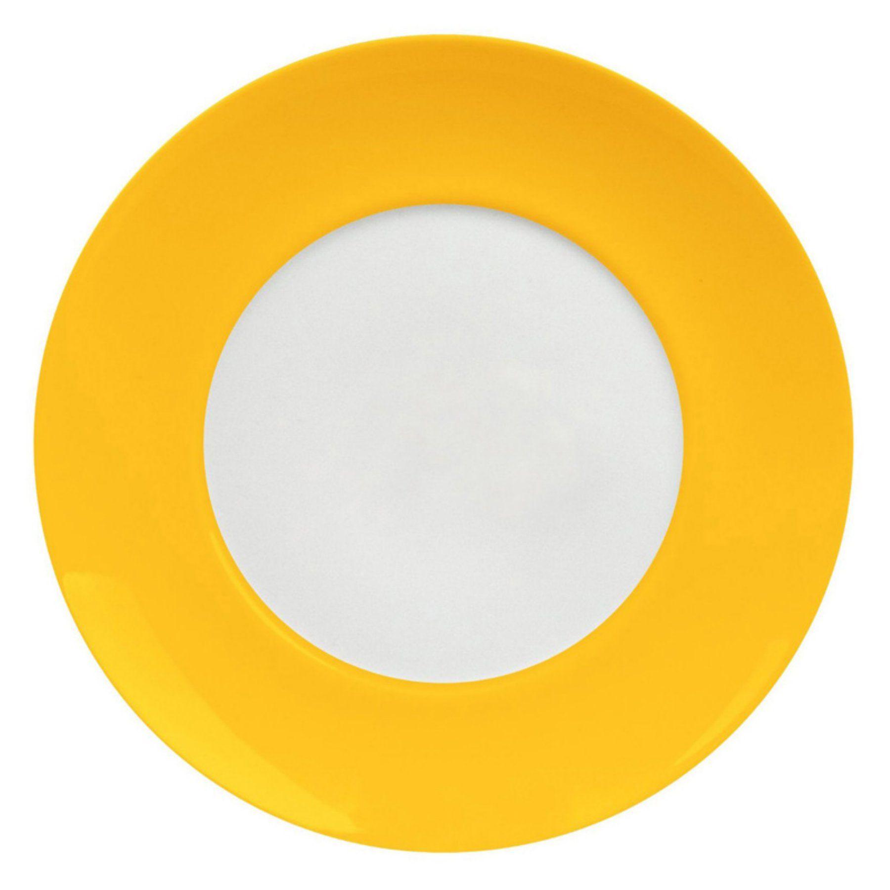 Waechtersbach Uno Salad Plates Curry - Set of 4 - 44S4SL0030