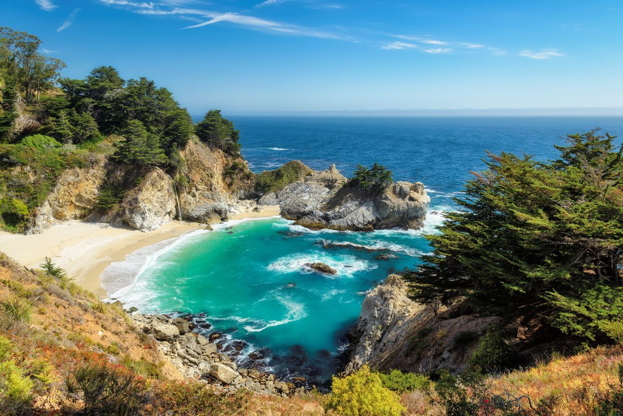 top 10 best places to camp in california - big sur | california