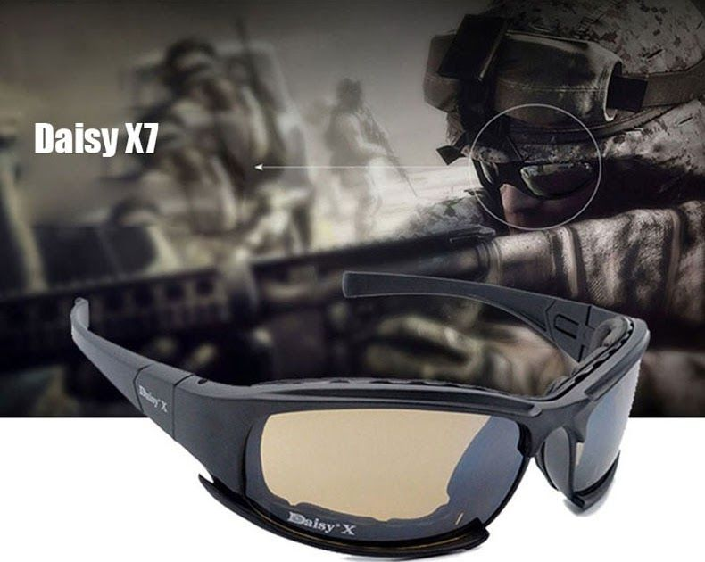 89589b2853 Promo Offer Daisy C5 X7 Army Goggles Military Sunglasses 4 Lens Game Tactical  Glasses Outdoor Sports Sun Glasses Polarized Goggles Glasses