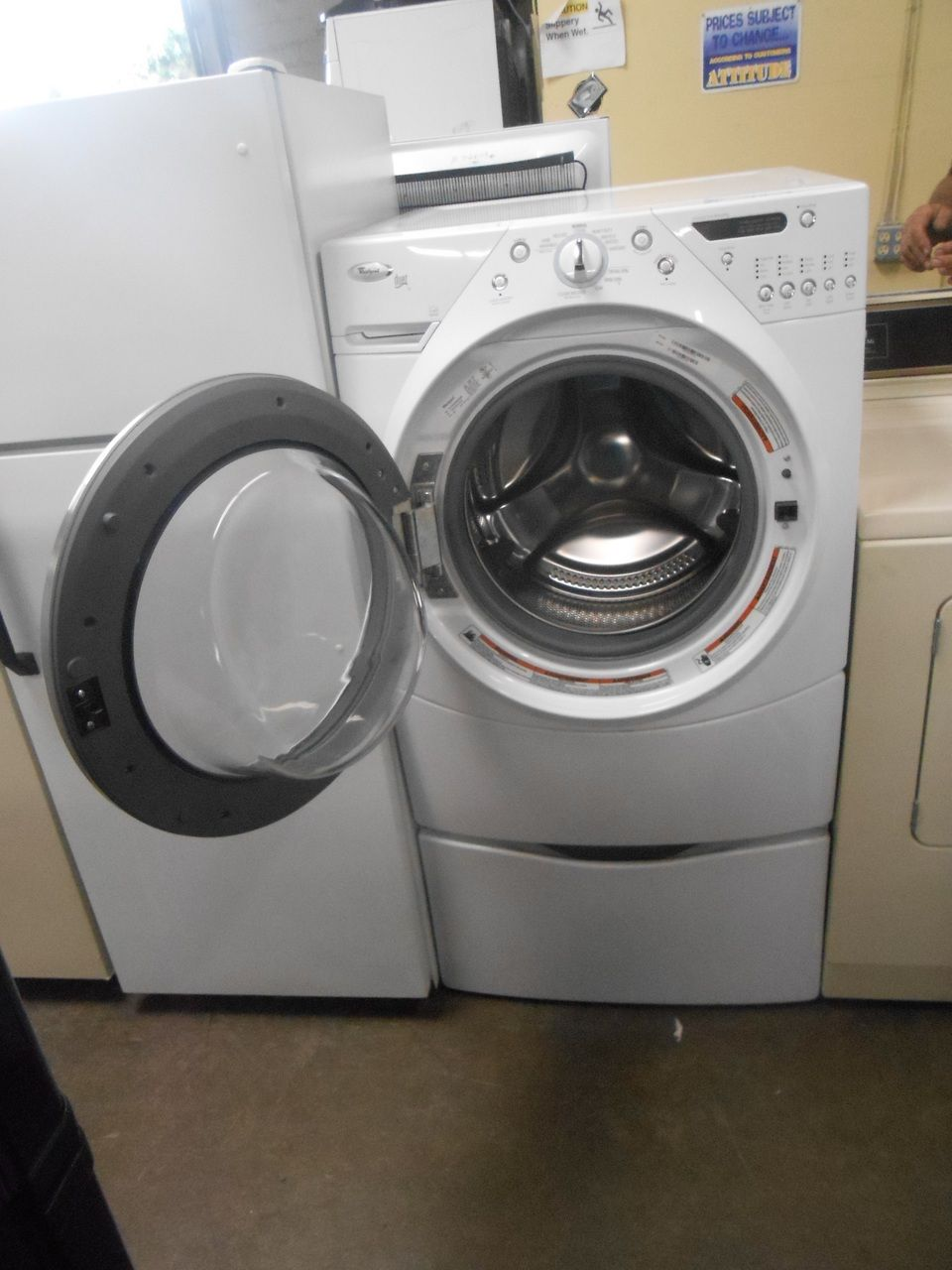 Pin By Appliance City On Whirlpool Front Load Pinterest Wiring Diagram Duet Sport Ht 27 Inch Washer With 40 Cu Ft