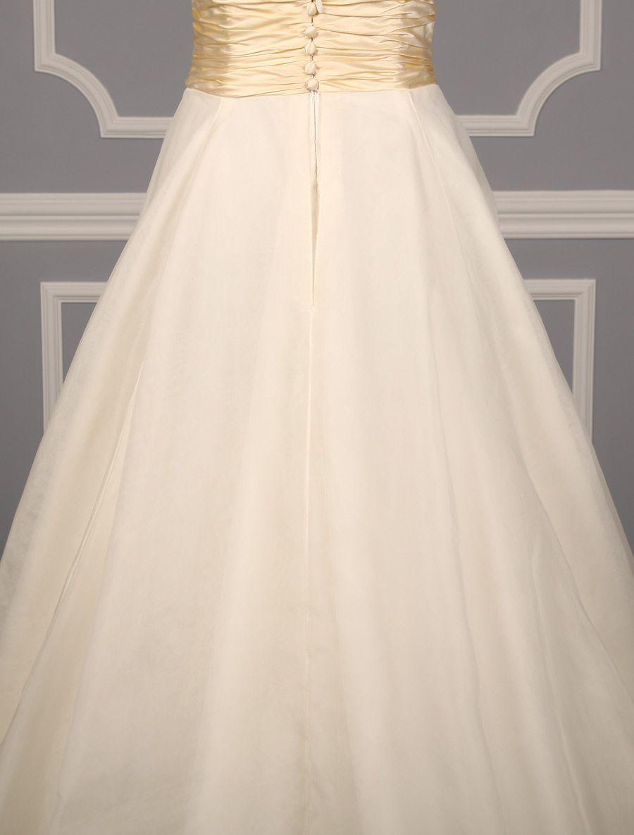 Anne Barge Emmanuelle Discount Designer Wedding Dress