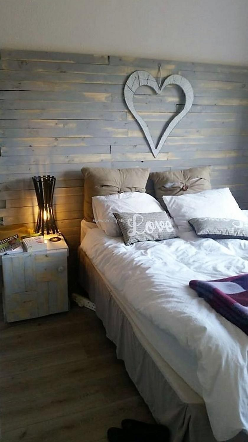wonderful pallet furniture plans | mobili, pallet e mobili con pallet - Mobili Pallet Interior Design