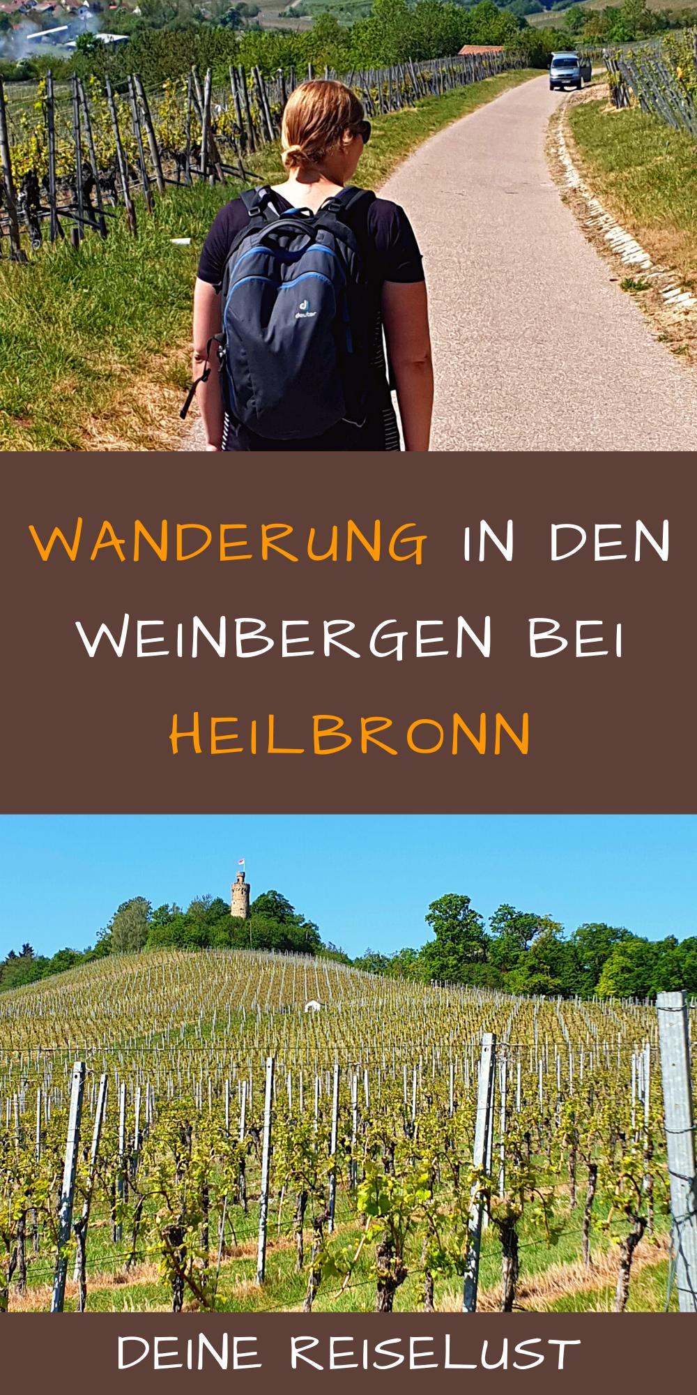 Wanderung In Den Weinbergen Bei Heilbronn In 2020 Wanderung Reisen Heilbronn