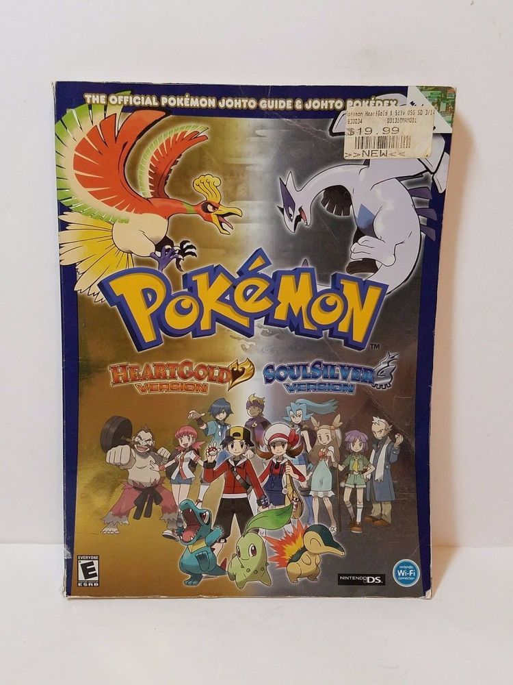 pokemon heart gold release date usa
