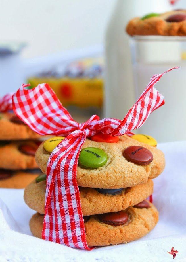 Receta De Galletas Para Niños Cookies De Lacasitos I Love