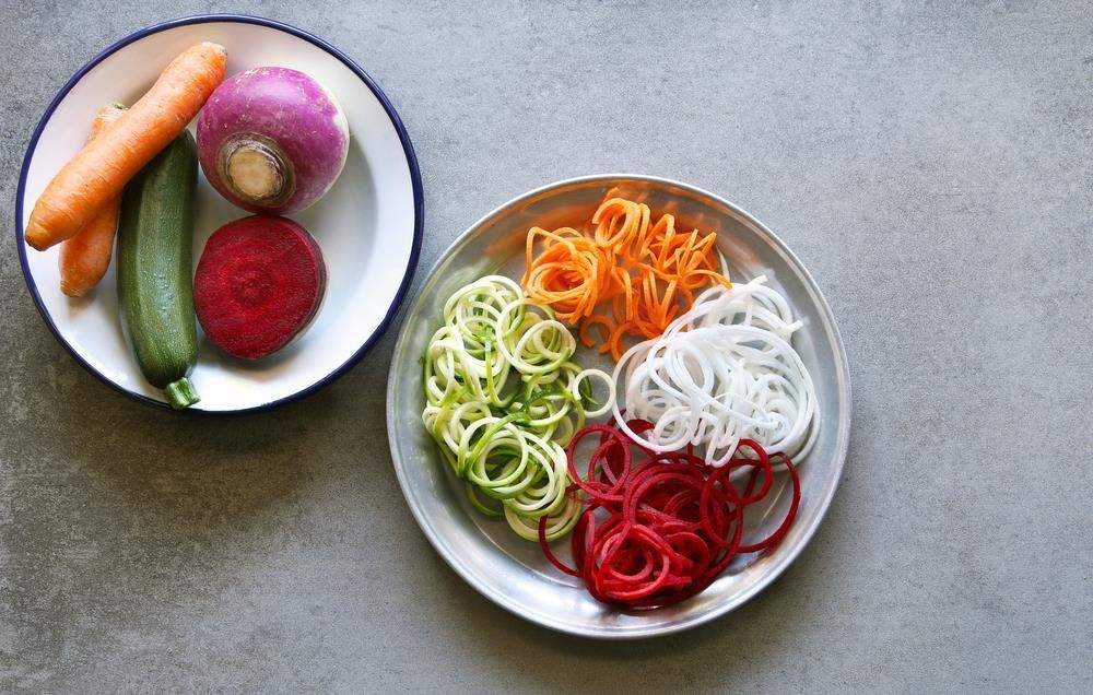8 Surprising Foods You Can Spiralize  http://www.prevention.com/food/8-surprising-foods-you-can-spiralize?utm_source=facebook.com