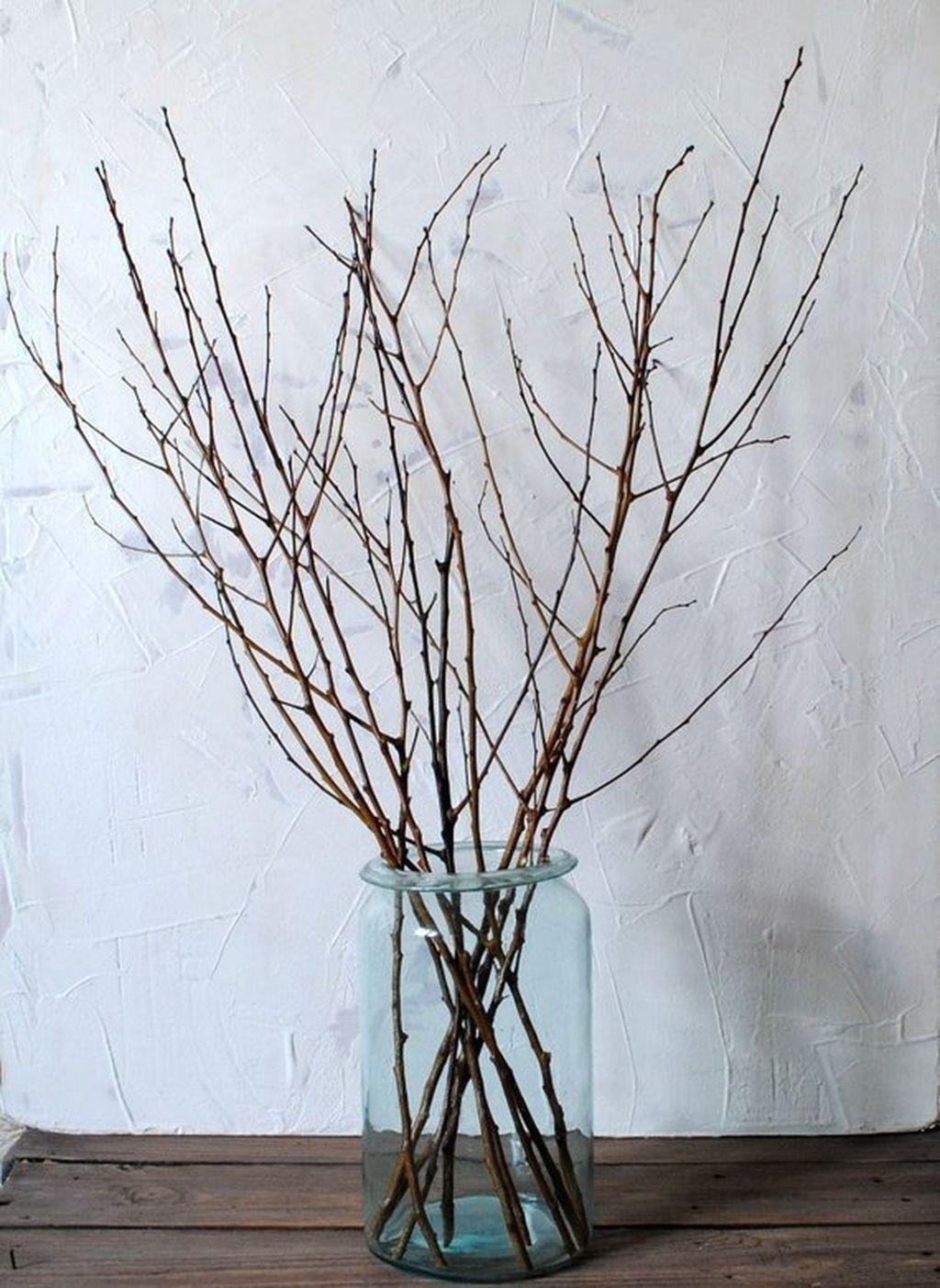 76 Amazing Branches Dried Tree Decor Ideas Home Decor Diy Design Vase Branches Decor Dry Tree Twigs Decor