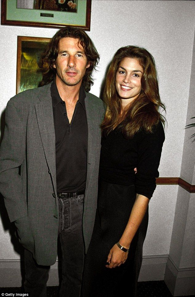 Cindy crawford sex with richard gere