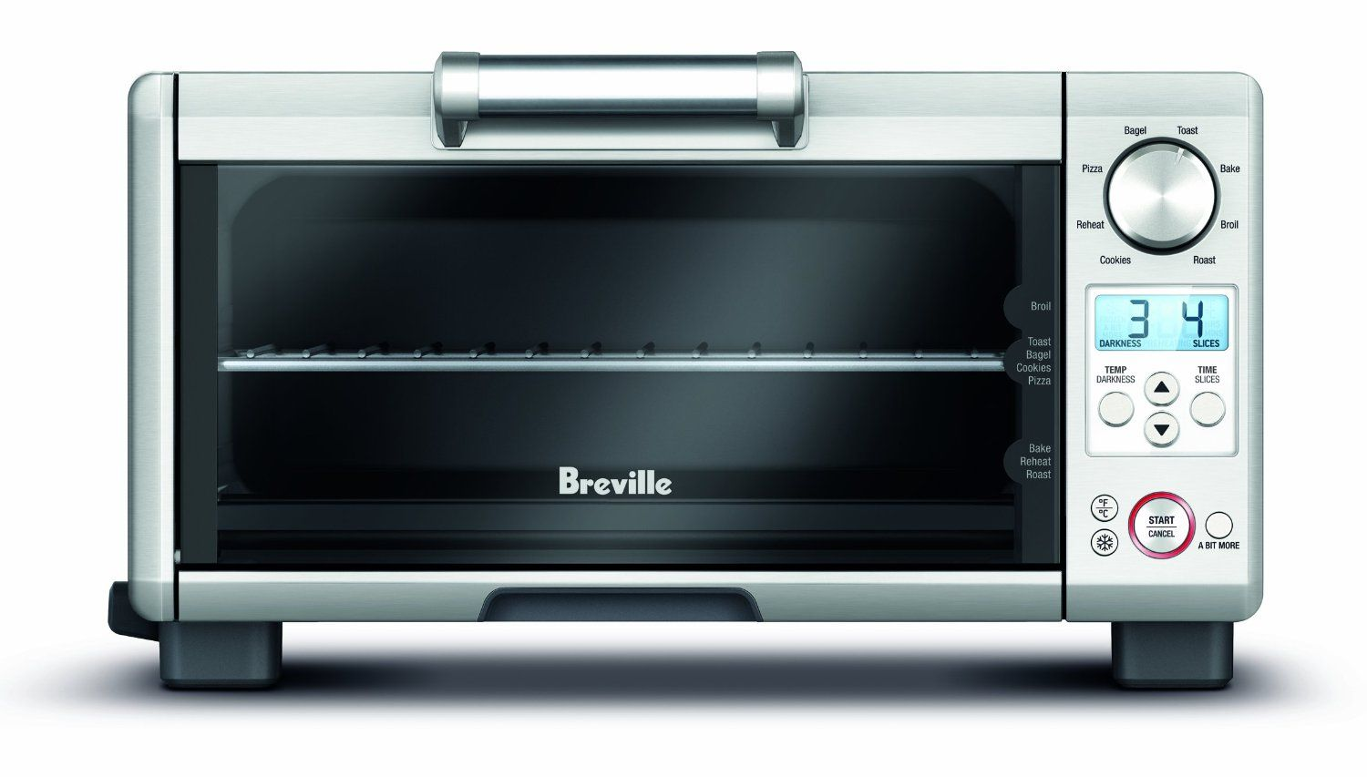 Breville Rm Bov450xl Mini Smart Oven With Element Iq Re Manufactured Check Out This Great Product Breville Toaster Oven Smart Oven Toaster Oven Reviews