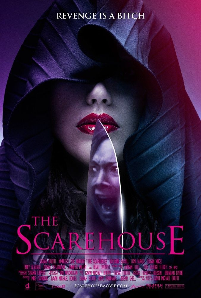 The Scarehouse Stream