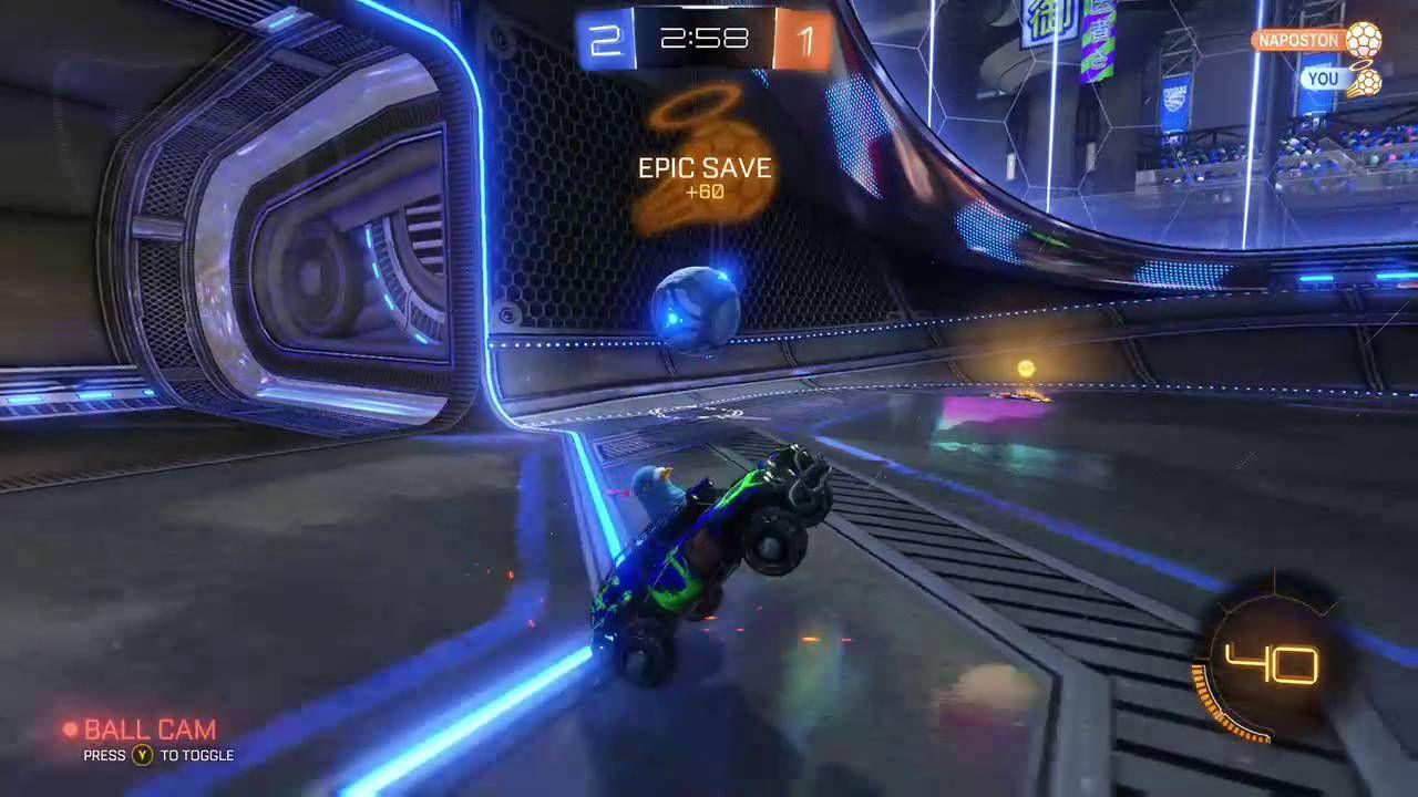 I'm terrible at rocket league... Rocket league, League