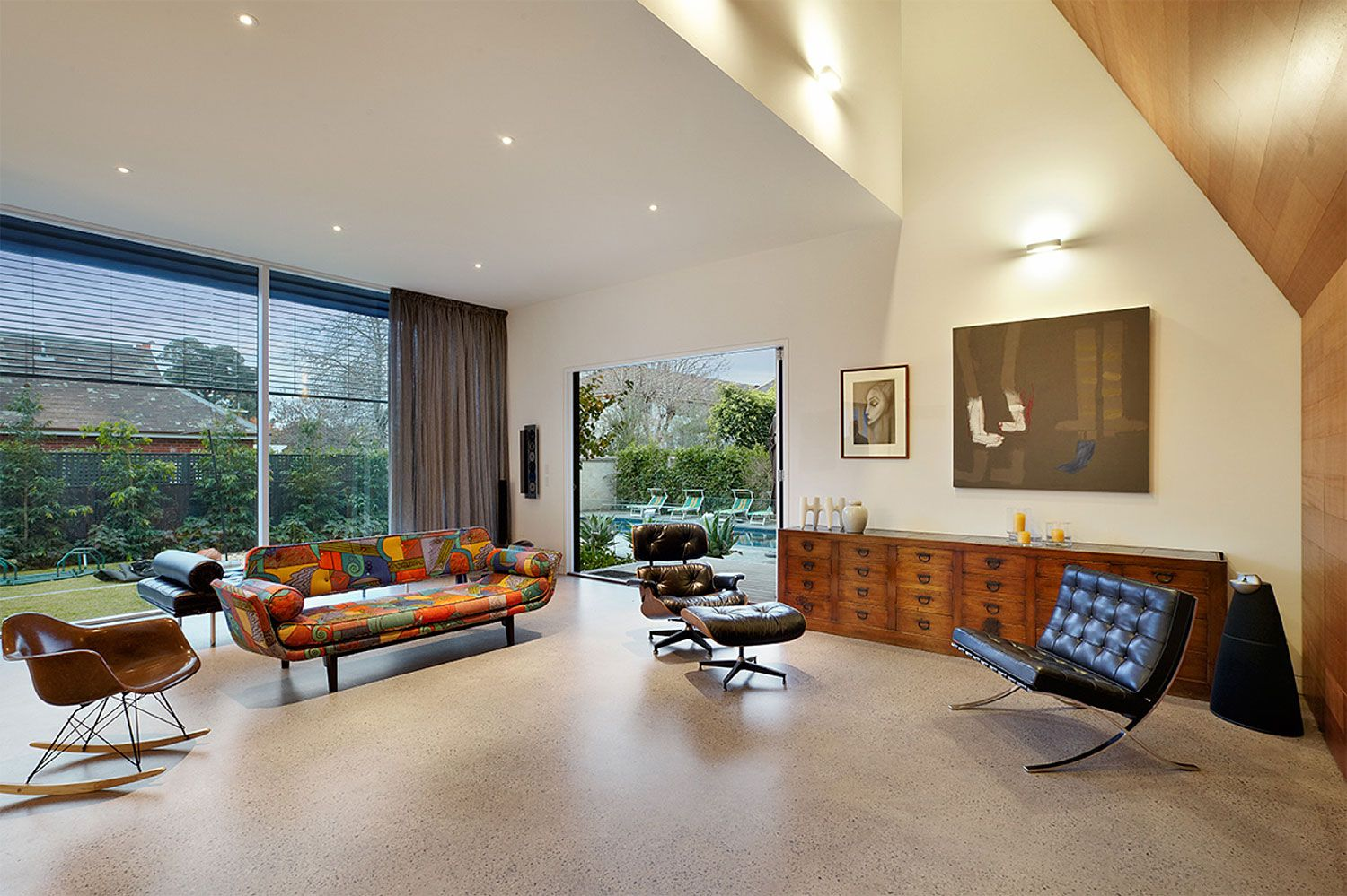 Victorian house colorful interiors for a classy exterior south yarra - Spacious Renovated Victorian House In South Yarra 3