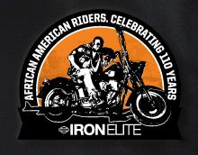 Iron Elite Patch Female Motorcycle Riders Harley Harley Davidson