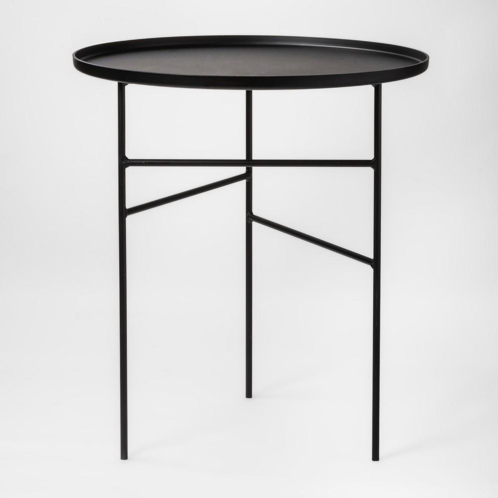 Magnificent Elgin Accent Table Black Project 62 Products Black Machost Co Dining Chair Design Ideas Machostcouk