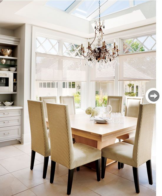 Parisian Dining Room Interior Parisian Townhouse  Breakfast Nooks Sunroom And Nook