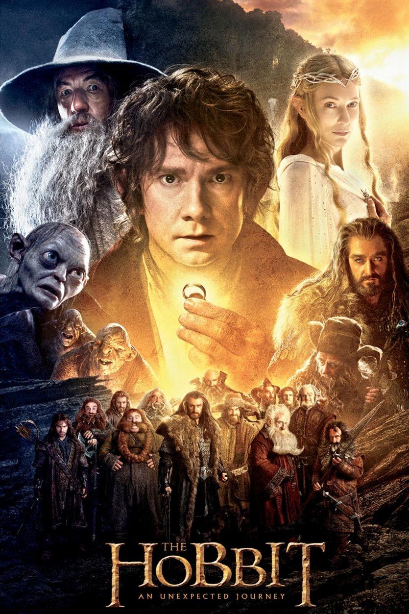 el hobbit un viaje inesperado audio latino dvdrip