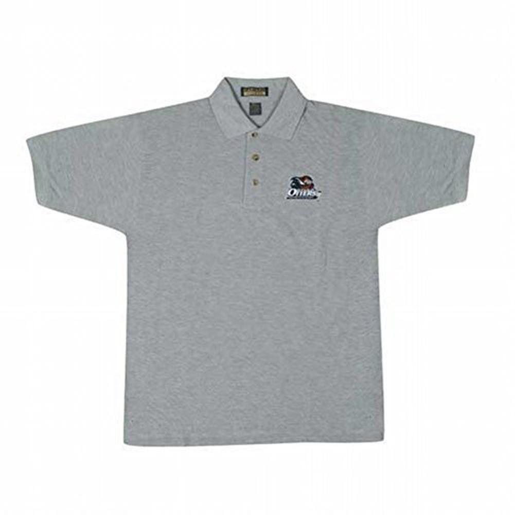 Missouri River Otters Logo Polo Shirt Mens