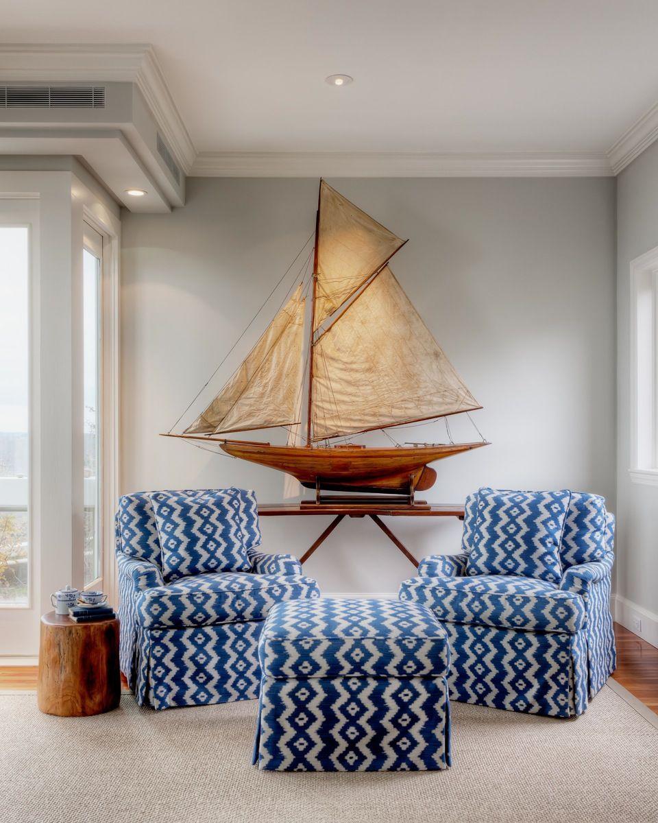 Ralph Lauren Hamptons Room: All Things Coastal Sea Glass