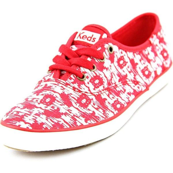 bedbe91e595 Keds Champion Ikat Women Sneakers ( 37) ❤ liked on Polyvore featuring shoes