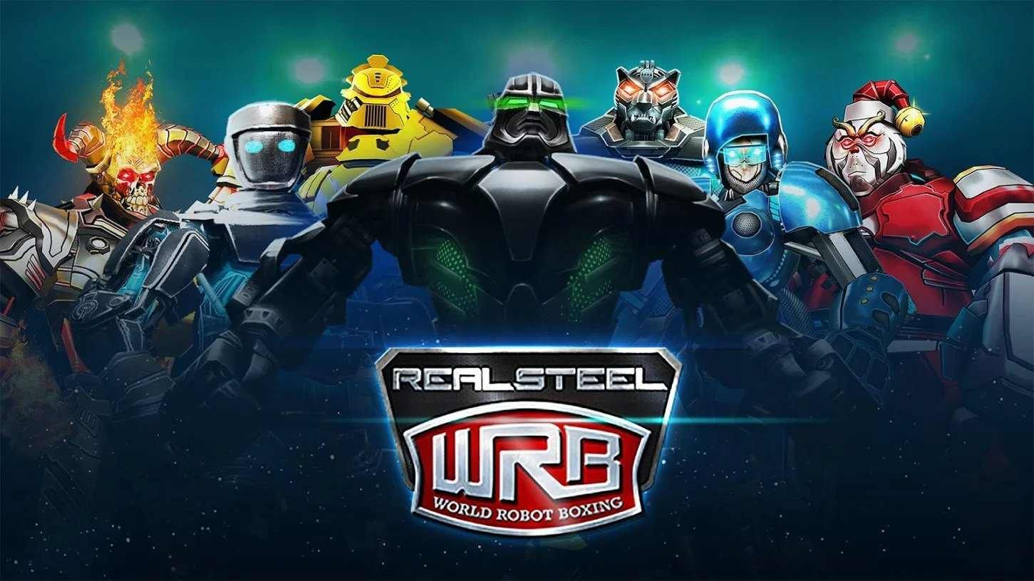 Real Steel World Robot Boxing mod apk unlimited money free