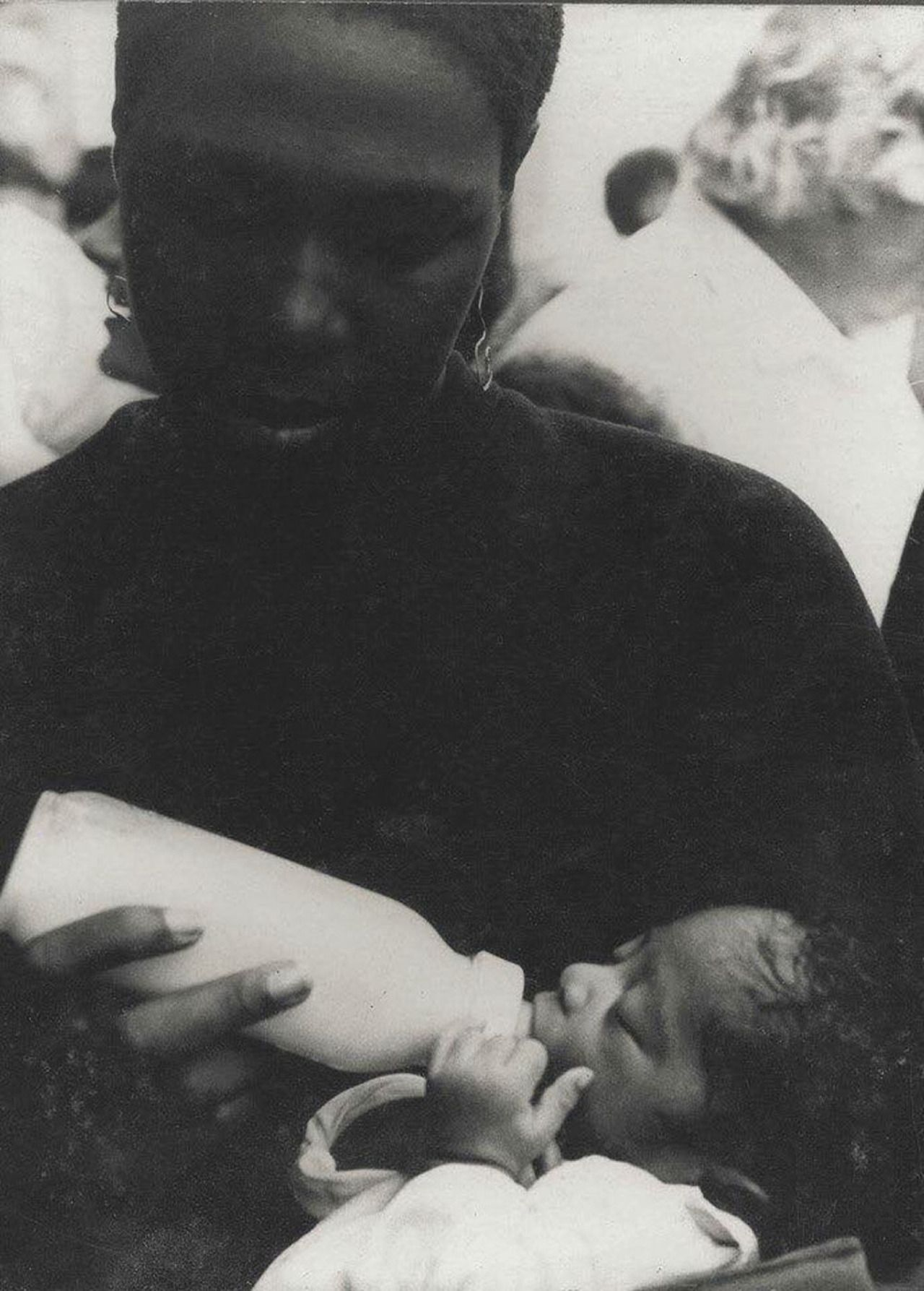 samuelernesto afeni shakur baby tupac after panther trial samuelernesto afeni shakur baby tupac after panther 21 trial photography by barbara