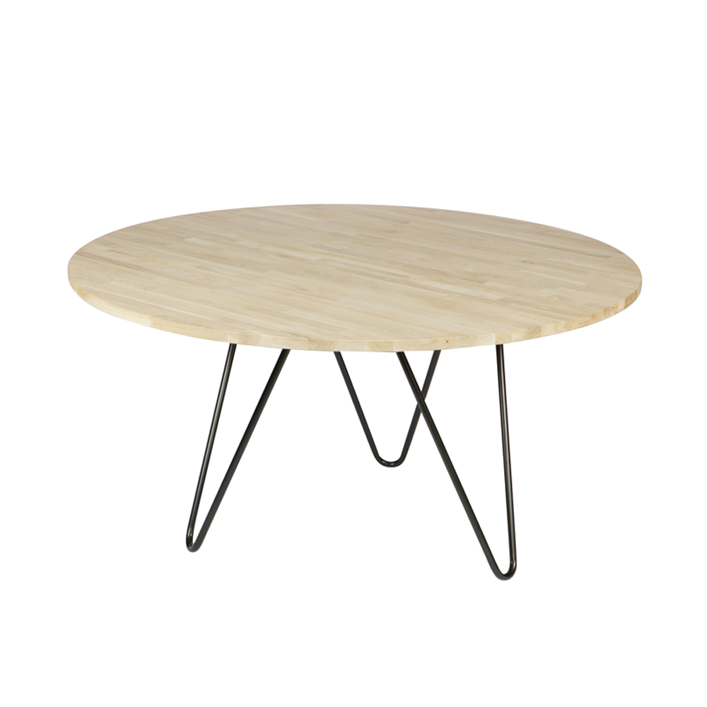 Eetkamertafel Circle Vt Wonen Eetkamertafel Circle Xl Eiken Table Pinterest