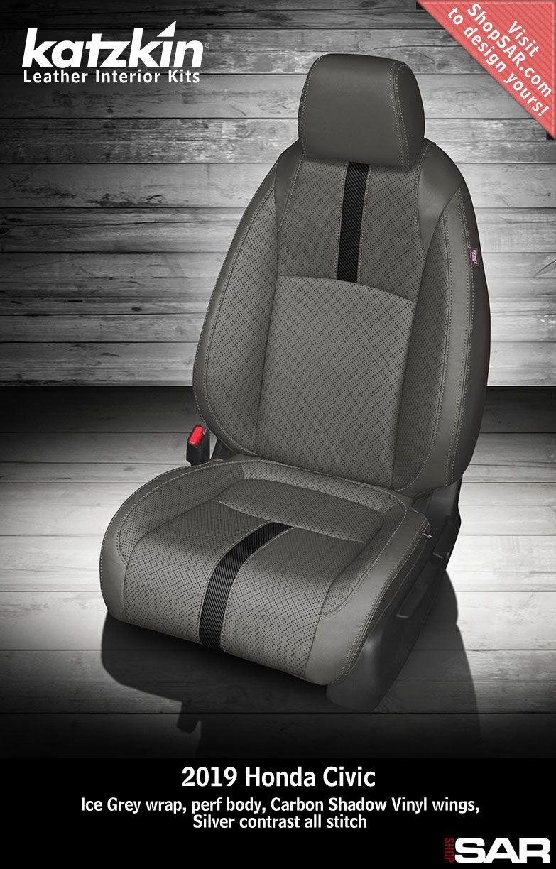 Astounding Katzkin Leather Interior Kits Leather Seat Covers Honda Uwap Interior Chair Design Uwaporg