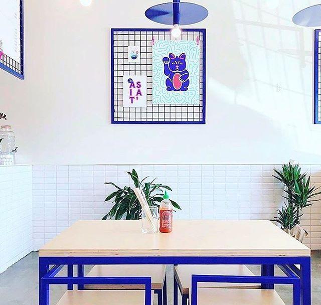 Www Tourisme Montreal Org Blog Great Places To Eat In Homa Modern Restaurant Design Cafe Interior Cafe Design