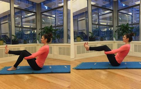 6 best yoga poses to do if you're bloated  cool yoga