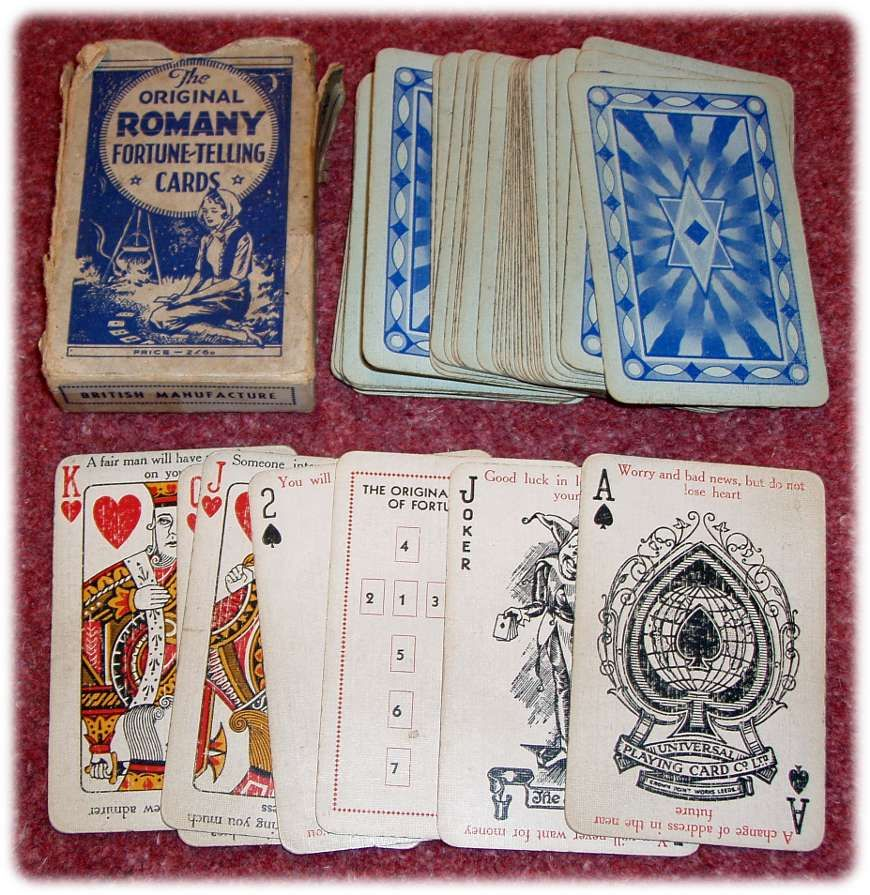 Park Art My WordPress Blog_How To Fortune Telling With Playing Cards