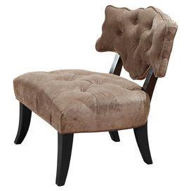 "Diva Side Chair    $412 30"" H x 25"" W x 25"" D JnM"
