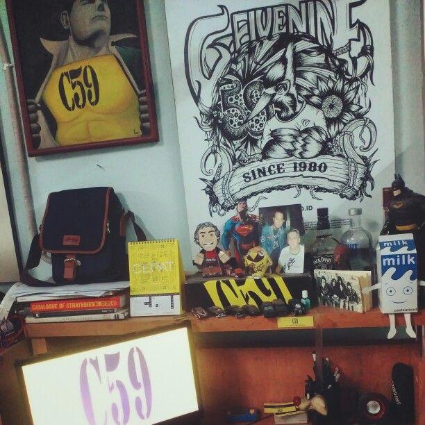 C59 Jakarta Office - Creative Division