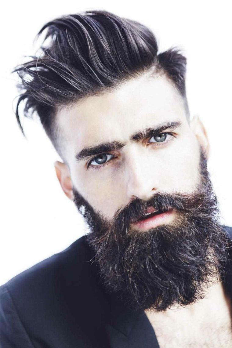 Peinados Modernos Para Hombres Dapper Y Hipster Para El 2018 Moda