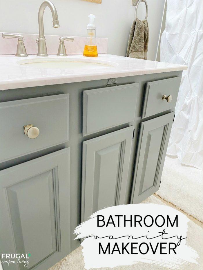 22++ Diy bathroom cabinet makeover inspiration