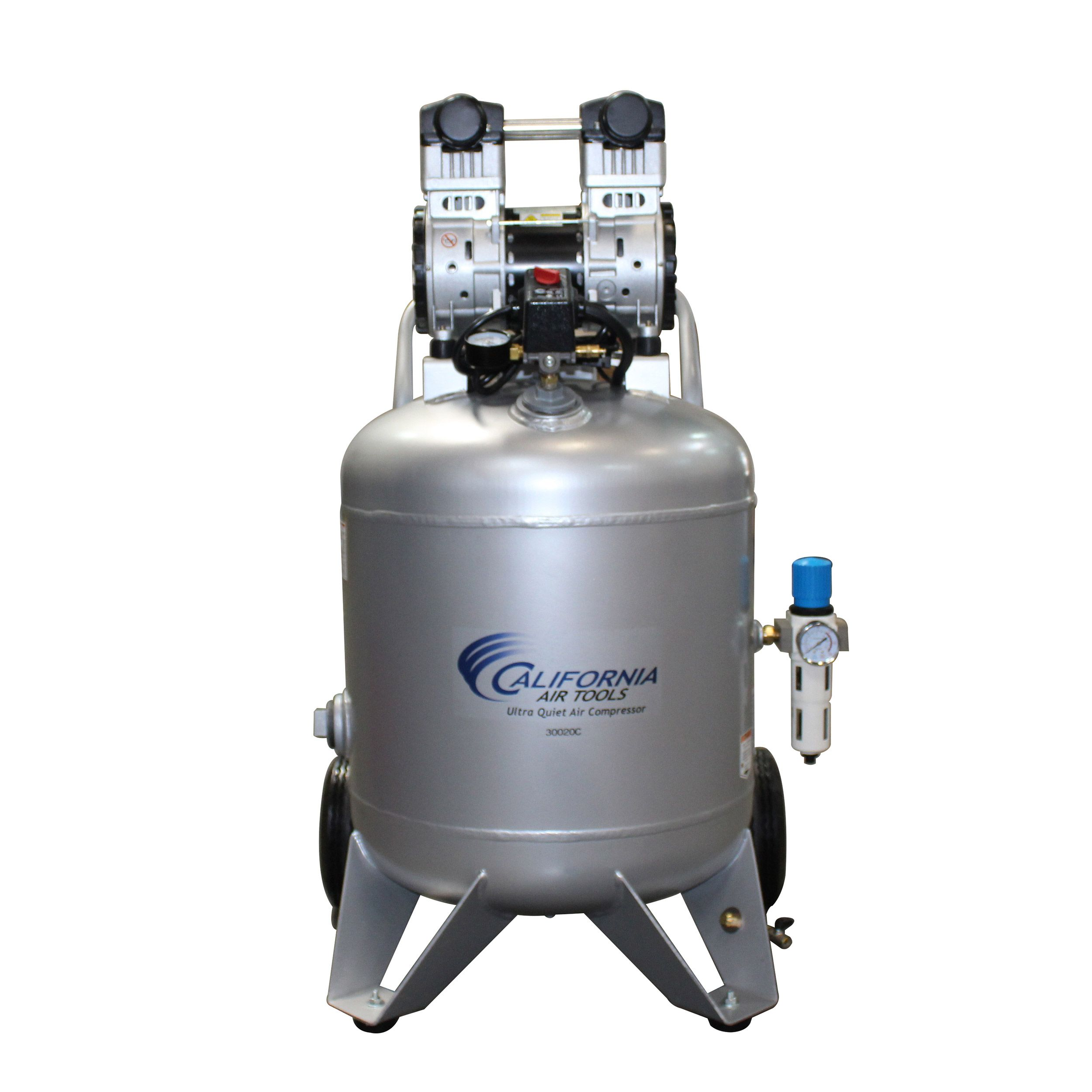 California Air Tools Steel Tank Air Compressor, 30020C