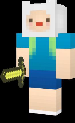 Finn Adventure Time NovaSkin Gallery Minecraft Skins - Minecraft skins spiele