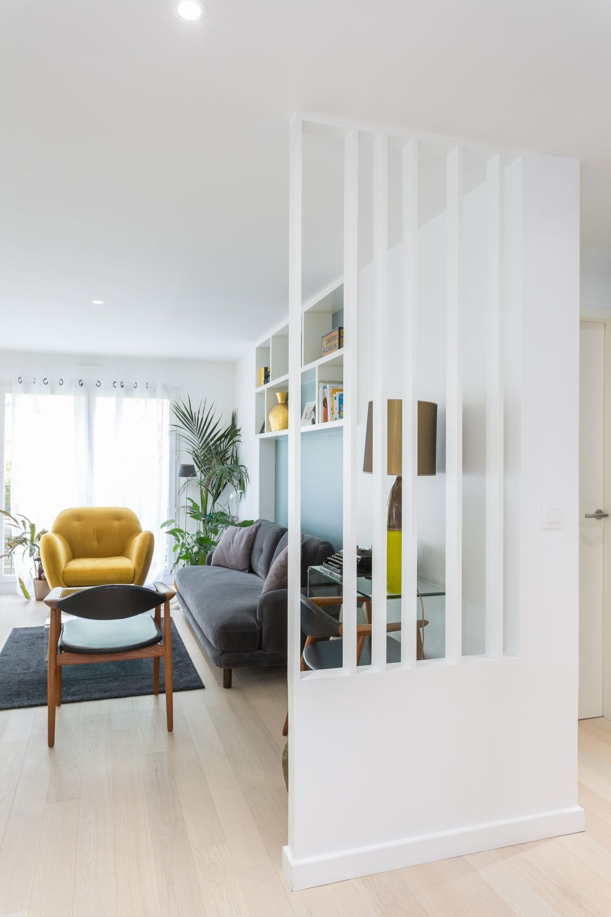 mon concept habitation r novation d 39 architecte sur paris. Black Bedroom Furniture Sets. Home Design Ideas