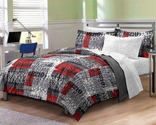 boys seg teen comforter