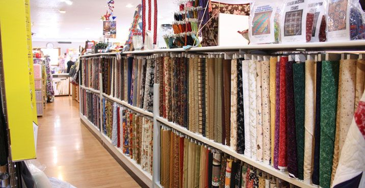 All About Quilts Manhattan Kansas Fabric Patterns Notions And