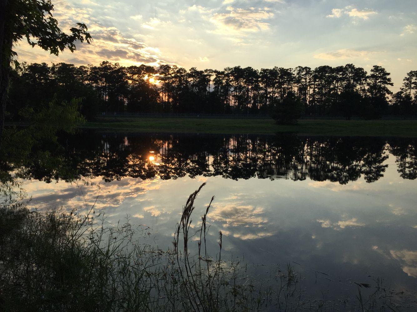 Eisenhower Park, Houston TX Outdoor, Park, Water