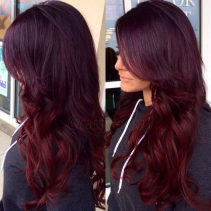 (2) Top Hair Colors For Fall 2015 - www.fashioncorner.net