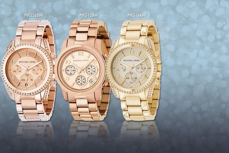 8033ed5db191 Michael Kors Watch - 6 Designs!