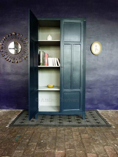 Armoire armoire Pinterest La boutique, Asphalte et Intérieurs gris