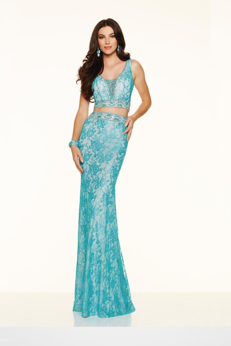 981517270 Paparazzi Prom by Mori Lee Dress 98010