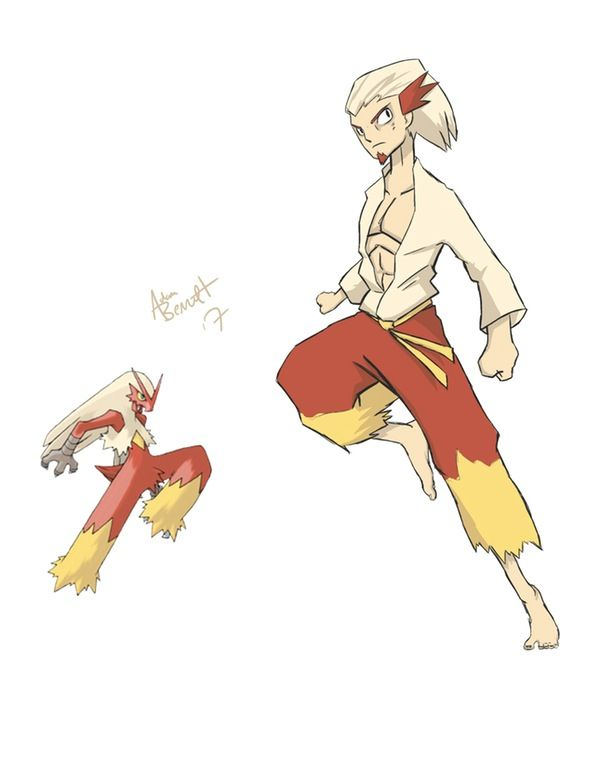 Blaziken for a snowday! : pokemon