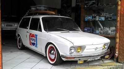 VW Brasília Henry Mobile Blog