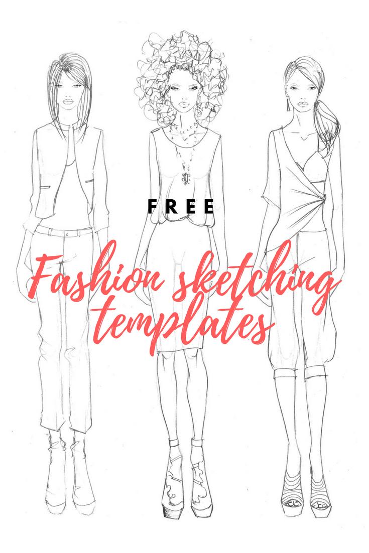 Blank Fashion Design Templates Fashion Sketches Fashion Design Templates To Design Your Ideas Into .