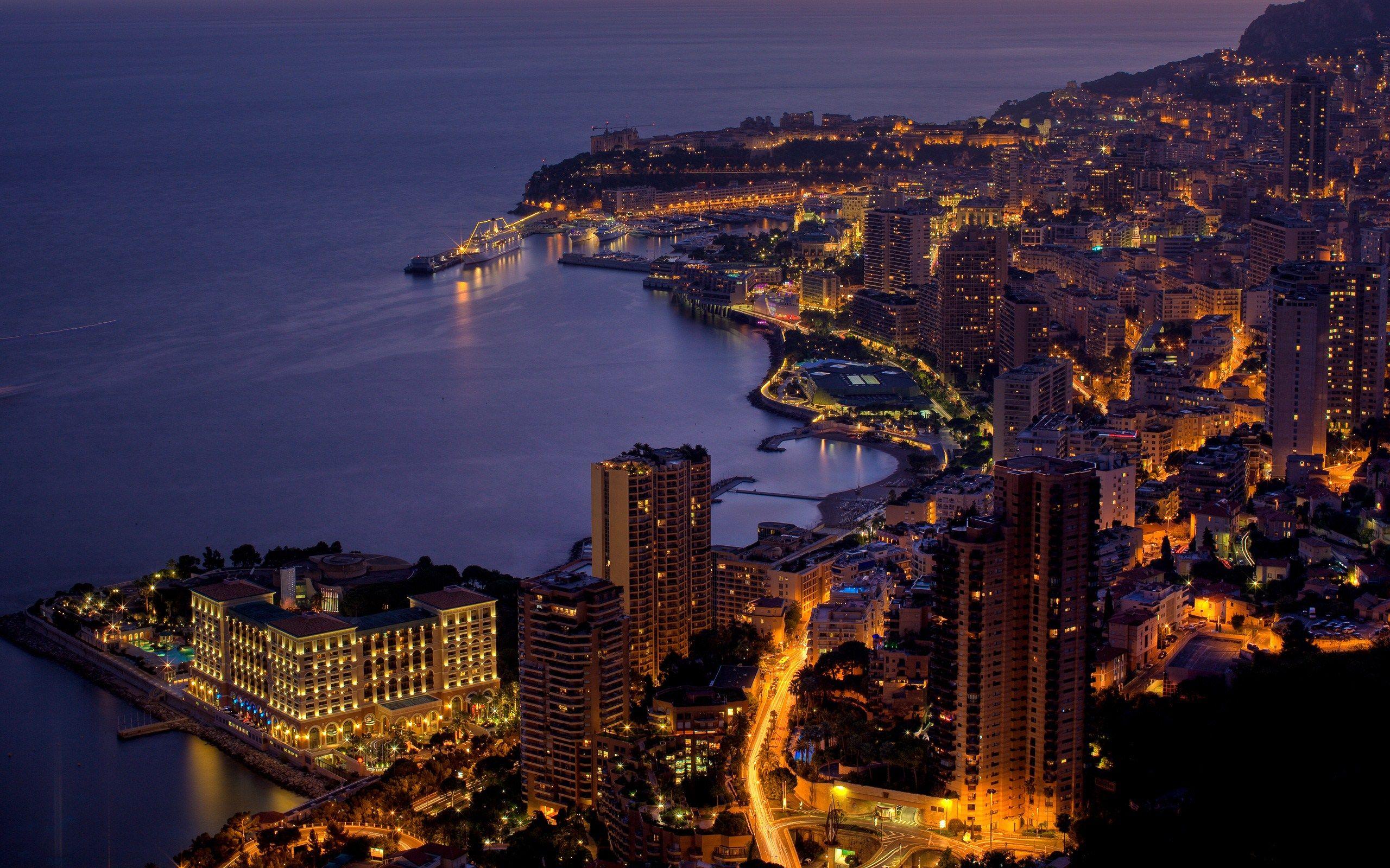 Monaco By Night Google Zoeken Monaco Wallpaper Places To See Monaco Amazing monte carlo wallpapers
