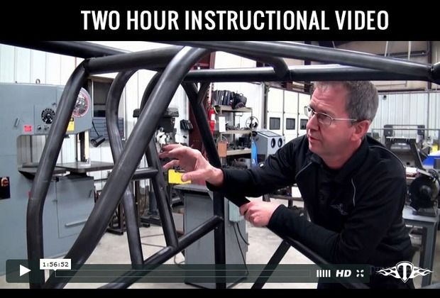 WATCH: Chassis Kit Tutorial: Spend two hours with Tim in this comprehensive video that includes a complete overview of chassis kit construction and valuable insight into welding, fabrication, set-up and engineering.