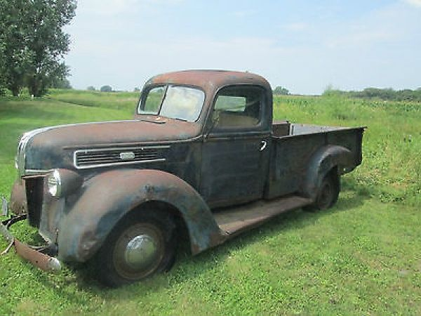 Ford Other Pickups Pickup 1941 Ford Pickup 1936 1937
